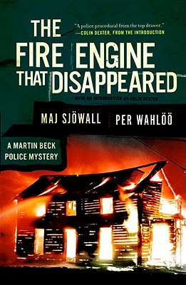 The Fire Engine That Disappeared Cover