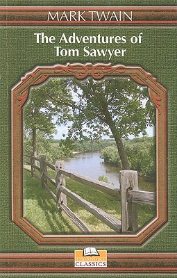 The Adventures of Tom Sawyer (Thorndike Classics) Cover Image