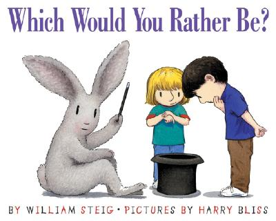 Which Would You Rather Be? Cover
