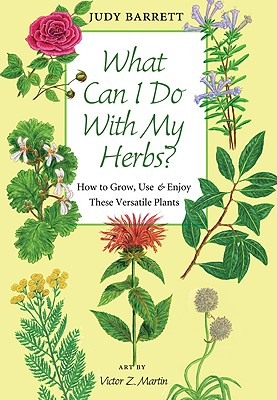 What Can I Do with My Herbs? Cover