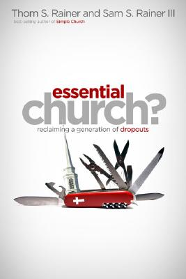 Essential Church? Cover