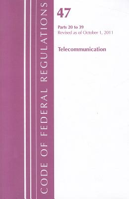 Telecommunications, Parts 20 to 39 Cover Image