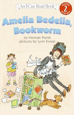 Amelia Bedelia, Bookworm (I Can Read Books: Level 2) Cover Image