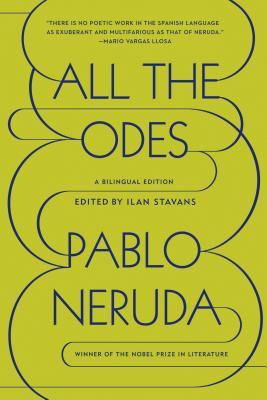 All the Odes: A Bilingual Edition Cover Image