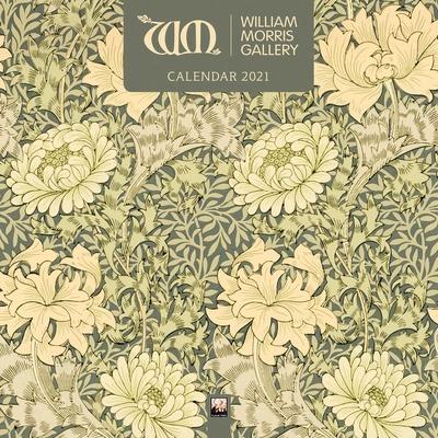 William Morris Gallery Wall Calendar 2021 (Art Calendar) Cover Image