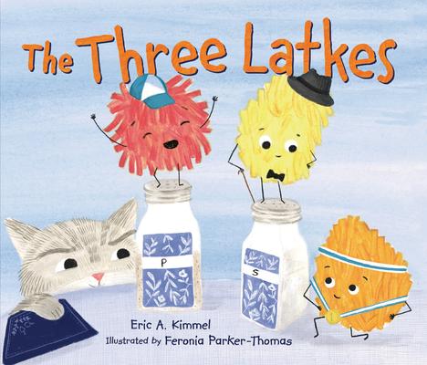 The Three Latkes Cover Image