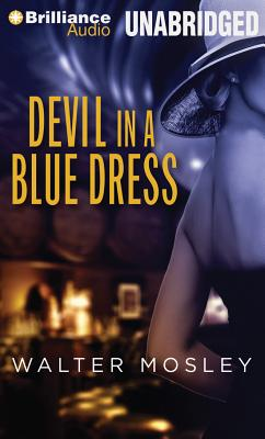 Devil in a Blue Dress Cover Image