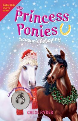 Princess Ponies 11: Season's Galloping Cover Image