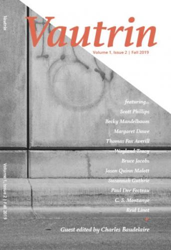 Vautrin - volume 1, issue 2 Fall 2019 Cover Image