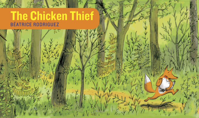 The Chicken Thief Cover