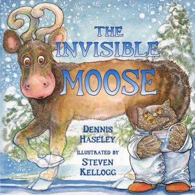 The Invisible Moose Cover
