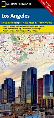 Los Angeles (DestinationMap) Cover Image