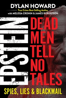 Epstein: Dead Men Tell No Tales (Front Page Detectives) Cover Image