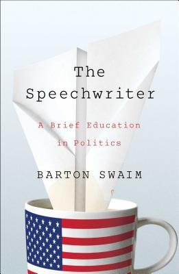The Speechwriter Cover
