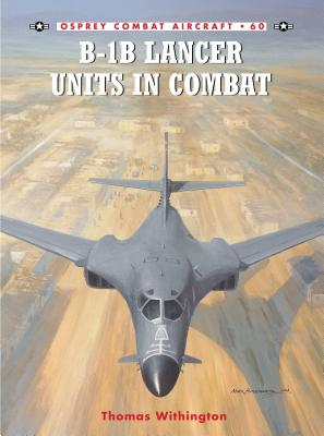 B-1B Lancer Units in Combat Cover Image