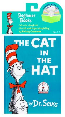 The Cat in the Hat Book [With CD] Cover