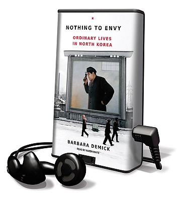 Nothing to Envy (Playaway Adult Nonfiction) Cover Image