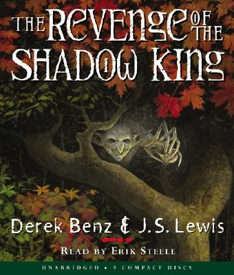 Grey Griffins #1: Revenge of the Shadow King - Audio Cover Image