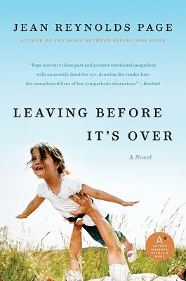 Leaving Before It's Over Cover Image