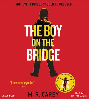The Boy on the Bridge Lib/E Cover Image