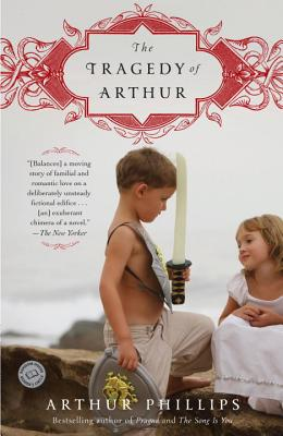 The Tragedy of Arthur cover image