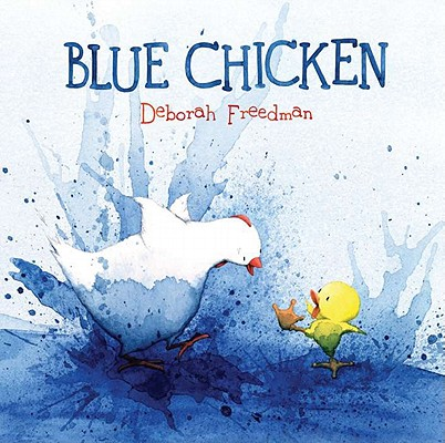 Blue Chicken Cover