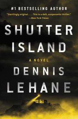 Shutter Island: A Novel Cover Image