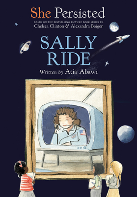 She Persisted: Sally Ride Cover Image