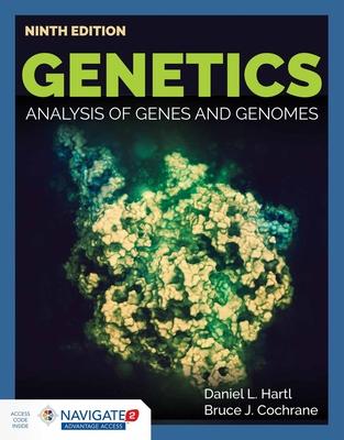 Genetics: Analysis of Genes and Genomes: Analysis of Genes and Genomes Cover Image