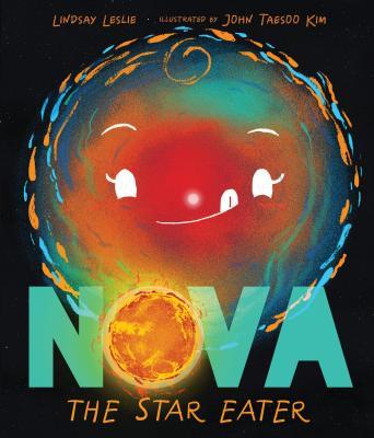 Nova the Star Eater Cover Image