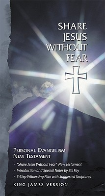 Share Jesus Without Fear New Testament-KJV Cover