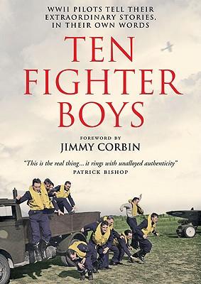 Ten Fighter Boys Cover