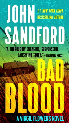 Bad Blood (A Virgil Flowers Novel #4) Cover Image
