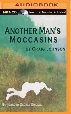 Another Man's Moccasins (Walt Longmire #4) Cover Image