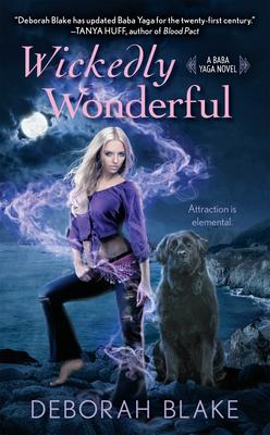 Wickedly Wonderful (A Baba Yaga Novel #2) Cover Image