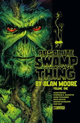 Absolute Swamp Thing by Alan Moore Vol. 1 Cover Image