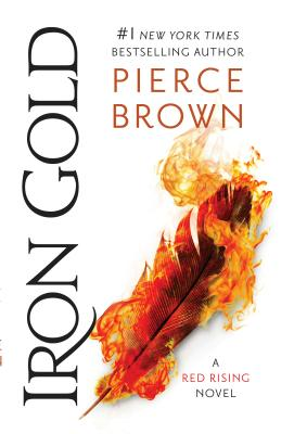 Iron Gold: A Red Rising Novel (Red Rising Series #4) Cover Image