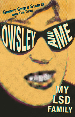 Owsley and Me Cover
