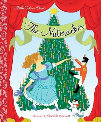 The Nutcracker (Little Golden Book) Cover Image