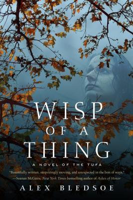 Wisp of a Thing: A Novel of the Tufa (Tufa Novels #2) Cover Image