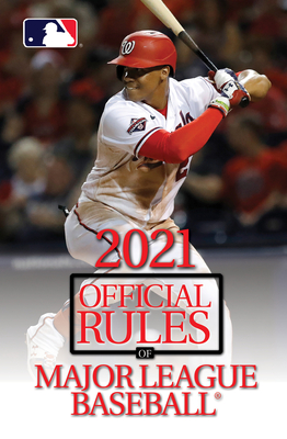 2021 Official Rules of Major League Baseball Cover Image