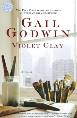 Violet Clay Cover Image