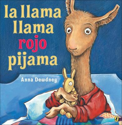 La Llama Llama Rojo Pijama (Llama Llama Red Pajama) Cover Image