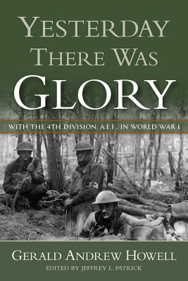 Cover for Yesterday There Was Glory