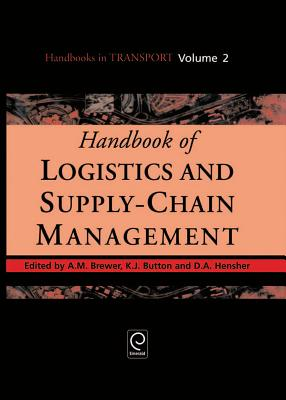 Cover for Handbook of Logistics and Supply-Chain Management
