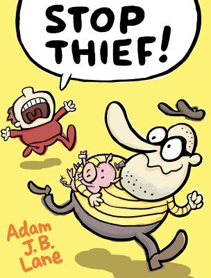 Stop Thief! Cover