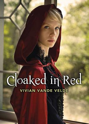 Cloaked in Red Cover