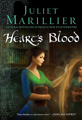 Cover for Heart's Blood