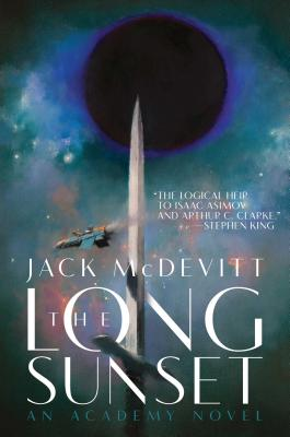 The Long Sunset (The Academy) Cover Image