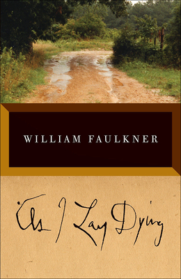 As I Lay Dying: The Corrected Text Cover Image